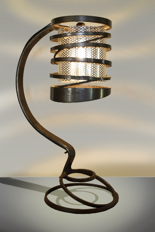 CJ - Steel and Aluminum Lamp.jpg