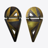 Geometric Earrings<br /><br />