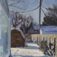 Backyard : Mount Gilead OH